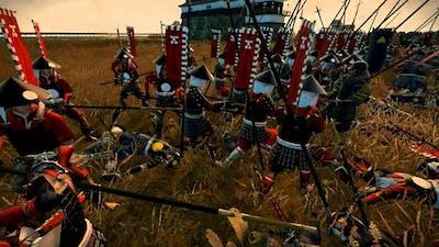 shogun 2 total war - epic fort battle
