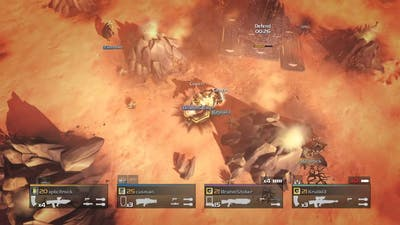 Helldivers - EAT-17 vs Bug Tanks and Behemoths (pre-buff)