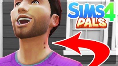 BITTEN BY A VAMPIRE!?? - Sims 4 Pals