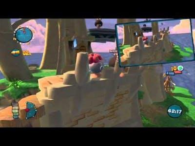 Worms Ultimate Mayhem - Level 6