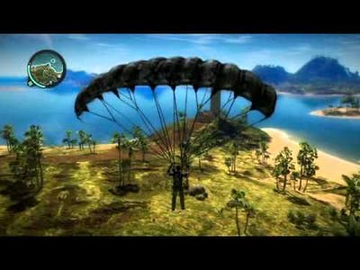 Just Cause 2 gameplay video