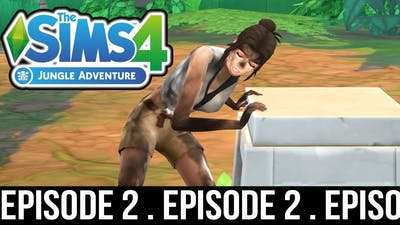 Paths // The Sims 4 Jungle Adventure # 2