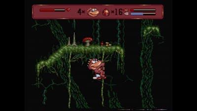 Radical Rex - Sega CD - Gameplay