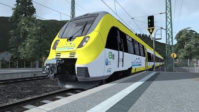 Express Passenger Service to Murnau