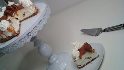 cheesecake au spéculos