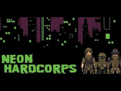 Découverte [YoloKinoo] - Neon Hardcorps