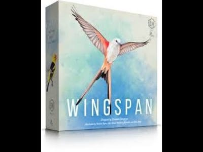 ~C.A.G~ Unboxing Wingspan by Stonemaier Games