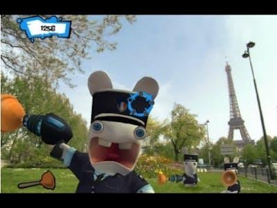 Rayman Raving Rabbids 2 | Episode 6 Big City Fights Wii | ZigZag