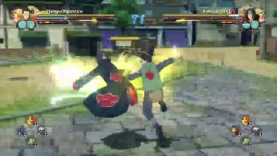 Naruto Shippuden Ultimate Ninja Storm Legacy Online 65 (Storm 4)