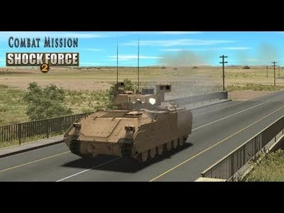 Combat Mission Shock Force 2: Day at the Beach