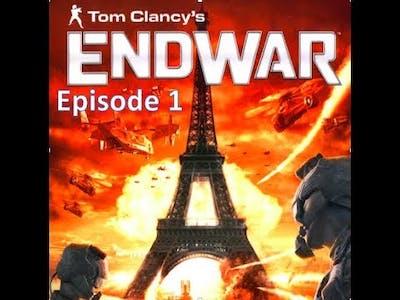 Tom Clancy's EndWar Campaign Episode 1