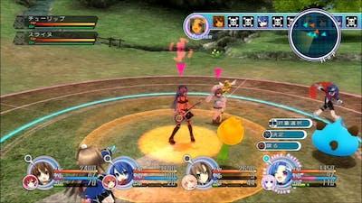 Chou Jigen Game Neptune Mk 2 New Power Ups (DLC Only, can't get 'em anywhere else)
