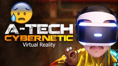 These Robots Play NO GAMES!! | A-Tech Cybernetic VR