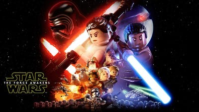 LEGO® Star Wars™: The Force Awakens Gameplay HD 1080p 60fps