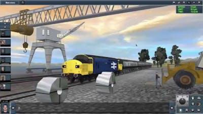 Trainz Simulator Funny Crash Compilation #12