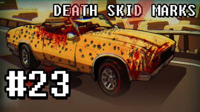 Let's Play Death Skid Marks (part 23 - Horse.. Thing)