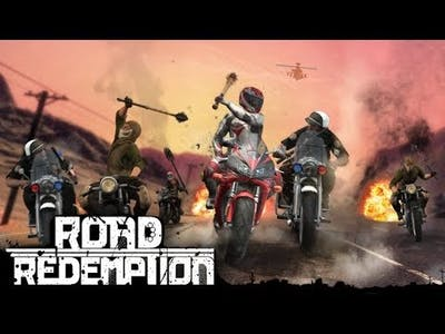 Road Redemption Gameplay
