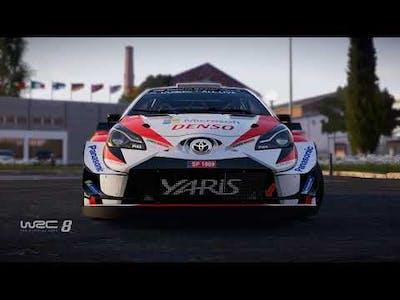 WRC 8 FIA WORLD RALLY CHAMPIONSHIP l TEST l GTX 1050 4 GB  l