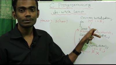 C Programming Tutorial: do-while Loop  HSC ICT Bangla Tutorial