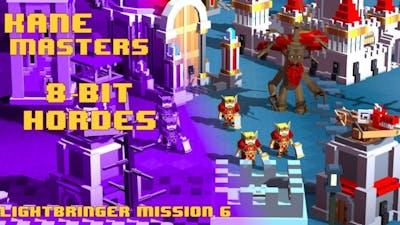 8-Bit Hordes Lightbringer Campaign Mission 6 - Poison Mist