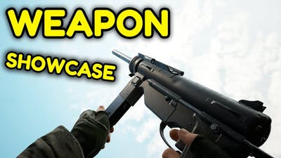 Battalion 1944 - ALL WEAPONS Showcase