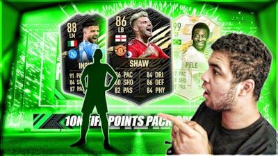 FIFA 21| OMG! INSANE 10K FIFA POINTS PACKS OPENING!