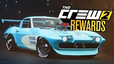 The Crew 2 - Anniversary Rewards!?