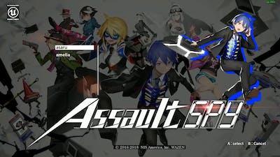 Assault Spy - Update 1 overview (sort of)