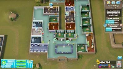 Two Point Hospital DLC: Pebberley Island