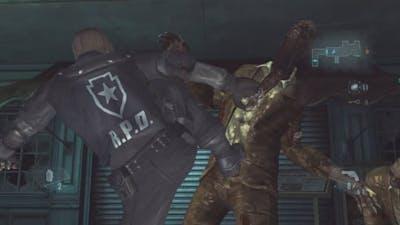Resident Evil Revelations Zombie mod