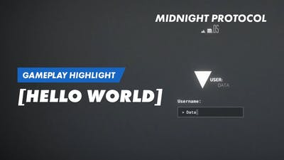 Play Midnight Protocol on G.Round | [Hello World]
