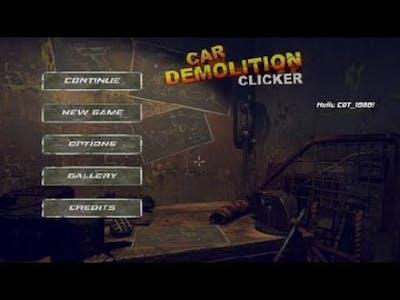 Car Demolition Clicker [T1]