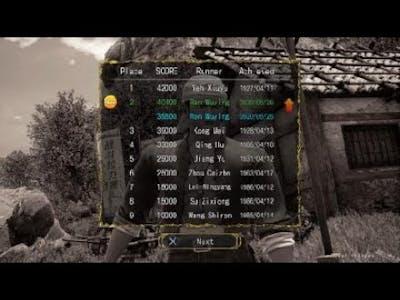 Shenmue III Battle Rally Toa-Get Ren NEW HIGH SCORE!!!!