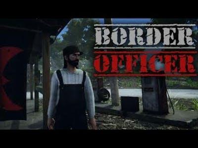 BORDER OFFICER GAMEPLAY ||PART 1|| FULL HD
