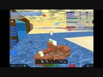 Build your own combat ship part 6/2