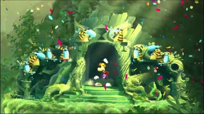 Lets Play Rayman Legends Gameplay part 2