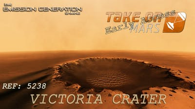 13 - Ref: 5238 - [Victoria Crater] - Take On Mars