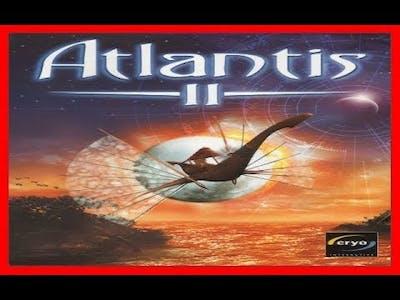 "Atlantis 2 - Beyond Atlantis 1999 PC ""Deutsch/German"""