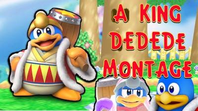 A Dededelightful King Dedede Montage - Super Smash Bros. Ultimate