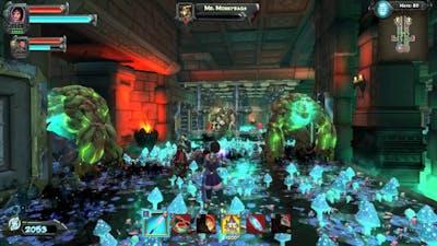 Orcs Must Die 2 - Endless Mode Wave 85 Coop - Crossfire