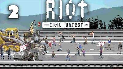 RIOT - CIVIL UNREST   Sheepy Plays Episode 2