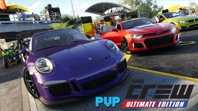 """The Crew """"ULTiMATE EDiTiON"""" (PVP) PART 37 ..."""