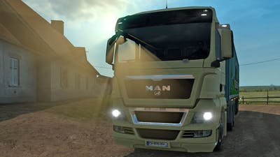 Euro Truck Simulator 2 - Vive la France! - Bourges to Limoges | Gameplay (PC HD) [1080p60FPS]
