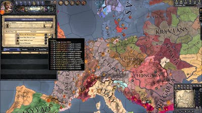 Lets Play CK2 To EU4 As Scotland (Taking The Byzantine Empire) Part 1
