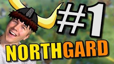 Northgard [Gameplay Viking RTS PC Game] Ep 1 / Part 1 | Let's Play Northgard Full Game!