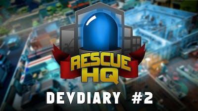 Rescue HQ – The Tycoon | DevDiary #2 | Aerosoft