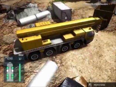 Construction Machines Simulator 2016 - jugando
