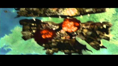 UFO Aftershock Intro