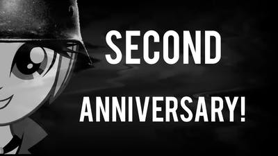 2nd CHANNEL ANNIVERSARY! + HOI4 mod announcement