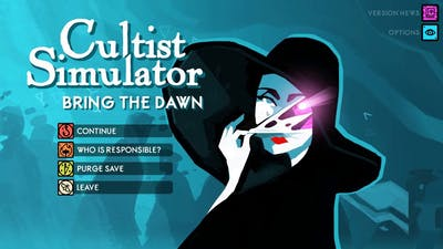 Cultist Simulator thoughts and impressions